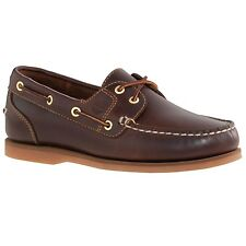 Timberland Women's Earthkeepers Classic Amherst 2 Eye Boat Shoes Style #72333