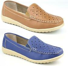 Amblers CHERWELL Womens Ladies Slip On Casual Comfort Stylish Loafers Moccasins