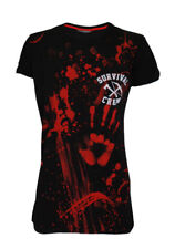 Darkside Zombie Killer 13 Tee Shirt Walking Dead Blood Horror Tshirt Undead Top