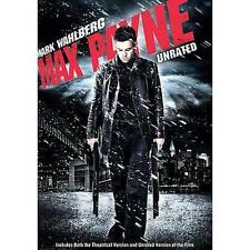 Max Payne (DVD, 2009, Unrated) *Disc Only* Mark Wahlberg