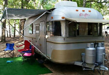 1965 Silver Streak Camper/Trailer Airstream cousin (But Built Better) vintage
