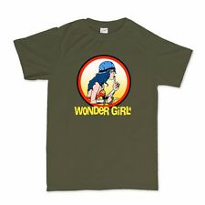 Tank Wonder Girl Woman Mashup T shirt