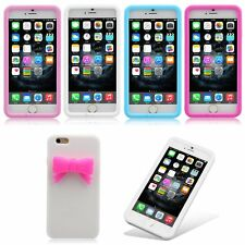 "3D Cool Sculpture Soft TPU Silicone Rubber Case Cover Skin For iPhone 6 4.7"" New"