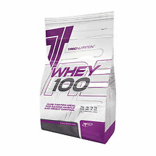 Whey 100 600/900g Muscle Development Growth Gain Whey Protein Concentrate WPC