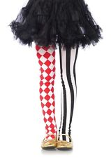 Harlequin Dual Print Child Tights