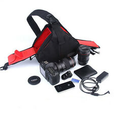 Casual DSLR Digital Camera Bag Case Messenger Shoulder Bag for Canon Nikon Sony