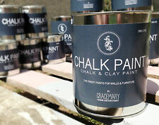 Chalk Paint by GraceMary - 26 Colours - for Shabby Chic Vintage French Wax Brush