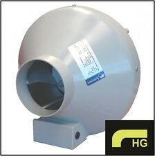 Systemair Sileo 5 Inch RVK Ducting Extractor Fan 125E2-A1 125mm *FREE 24HR SHIP*
