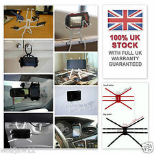 Flexible Spider Grip Car Mount Holder Stand iPhone iPad Mobile Tablet Camera