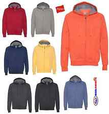 Hanes - Nano Fleece Full-Zip Hooded Sweatshirt - N280 S-3XL