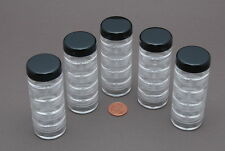 Stackable Jars 25 pot set Cosmetic Containers Minerals Nail Art ~U pick 5gr 10gr