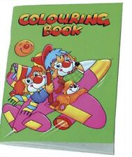 Mini Colouring Activity Books Boys Girls A6 Party Bag Fillers