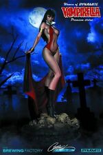 WOMEN DYNAMITE VAMPIRELLA STATUE Limited Edition of 1969 J. Scott Campbell NIB
