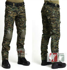 USMC MARPAT WOODLAND DIGITAL Gen3 G3 Combat PANTS Military US Airsoft Tactical