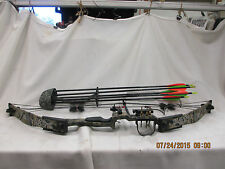 PSE Nova Compound Hunting Bow package ready to shoot