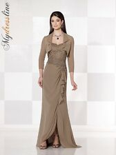 Cameron Blake 215631 Evening Dress ~LOWEST PRICE GUARANTEED~ NEW Authentic Gown