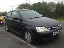 Sold 2002 Automatic Vauxhall Corsa 1.0i 12v SE Auto Life  Immaculate condition