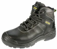 Safety Jogger Power 2  Black Lace up Safety / Work Toecap Boots