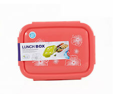 2015 Hot Plastic Lunch Bento Box Student Lunch Box Microwave Lunch Box Bento Box
