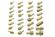 Brass Male BSPP Pipe Fittings x Barbed Hose Tail BSP Connector Coupler