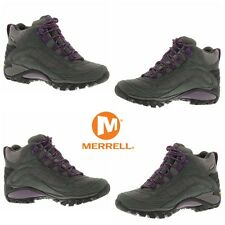 NWB Women's Merrell SIREN MID Waterproof Hiking Trail Sneakers Boots Walking