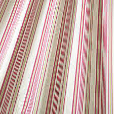 SMD iLiv Beechwood Chintz Stripe Print 100% Cotton Curtain Fabric