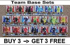 Match Attax 2015/2016 Full Team Base Sets of 18 Cards 15/16 2015/16