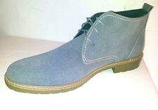 "FERRO ALDO - Mens Premium ""GREY"" Leather Lined & Inner Sole Quality Boots/Shoes"