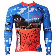 Paladin Outdoor Wear Cycling Bike Long Sleeve Clothing Bicycle Sportwear Jersey