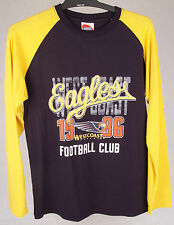 Official AFL West Coast Eagles Youth Long Sleeve Tee Size 14