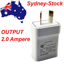 usb Wall Charger power travel adapter plug For Samsung s5 iphone 4 5 5s 6 6s au