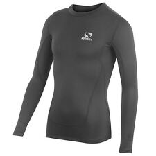 Sondico Child Boys Core Warm Base Layer Sport Junior BLACK Age 9-10 or 11-12 NEW