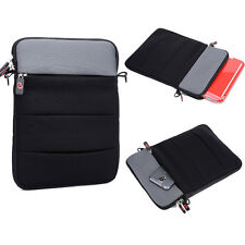 """Tablet Carrying Bag Case Extra External Pouch for Surface Refurbished Pro 3 12"""""""