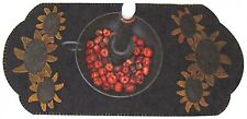 Sunflower Trio by Primitive Gatherings  Pattern or Kit with Pattern