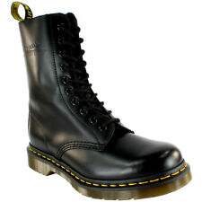 Ladies Dr Martens 1490 Classic Lace Up Leather Military Ankle Boot All Sizes