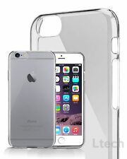 Transparent TPU Soft Gel Bumper Case Cover for Various Phones