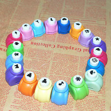 Cute Paper Shaper Edge Crafts DIY Printing Hole Mini Punch Scrapbooking Tool Set