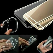 "Transparent Ultra Slim Crystal Clear Soft Case Cover For iPhone 6/6s PLUS (5.5"")"