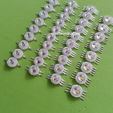 3w 4w BB RGB RGBW high power led bead Lamp light  5 10 20 50PCS
