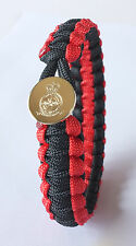 617 Squadron Royal Air Force (The Dambusters) Paracord Regimental Wristband
