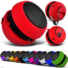 3.5mm Mini Capsule Speaker Travel Rechargeable for HTC One A9