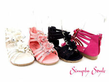 Baby Shoes Children's Sandals Wedding Party Summer Size 19-30