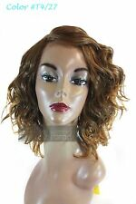Motown Tress Synthetic Deep Part Loose Curls Wavy Style LDP Sugar Lace Front Wig