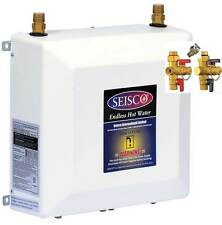 2016 NEWEST SEISCO RA-32 DELUXE ELECTRIC TANKLESS WATER HEATER - 2 DAY SALE ONLY