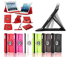 New iPad mini 4  360° Rotating Stand Case Folding Leather Protector Cover
