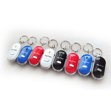 1PC Key Finder Locator Find Lost Keys Chain Keychain Whistle Sound Control