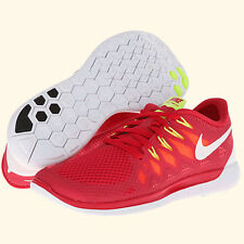 Womens NIKE FREE 5.0 Lightweight Run Trainers 642199 601 UK 3.5 EUR 36.5 US 6