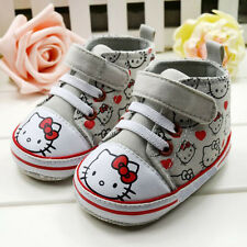 Baby Girl Favorites Toddle infant  Soft Sole Crib Shoes sneaker size 0-18Months
