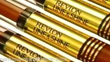 RARE HARD TO FIND REVLON LINE & SHINE LIP LINER & GLOSS SELECT YOUR COLOR