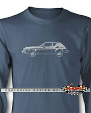 AMC Gremlin X 1976 Long Sleeves T-Shirt - Multiple Colors & Sizes - American Car